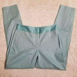 Forever 21 blue trouser pants